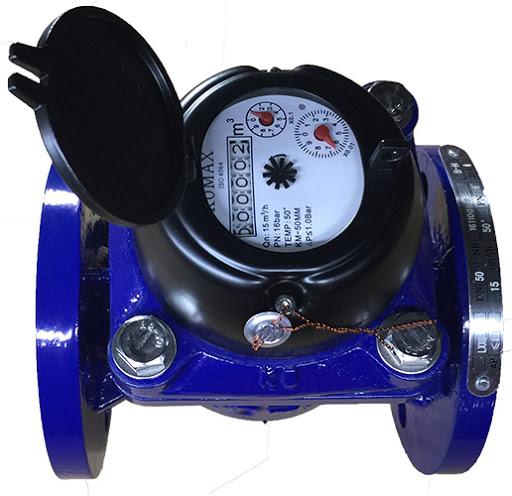 Đồng hồ đo nước thải dạng cơ