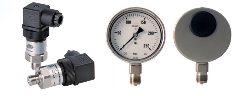 Các phương pháp đo áp suất