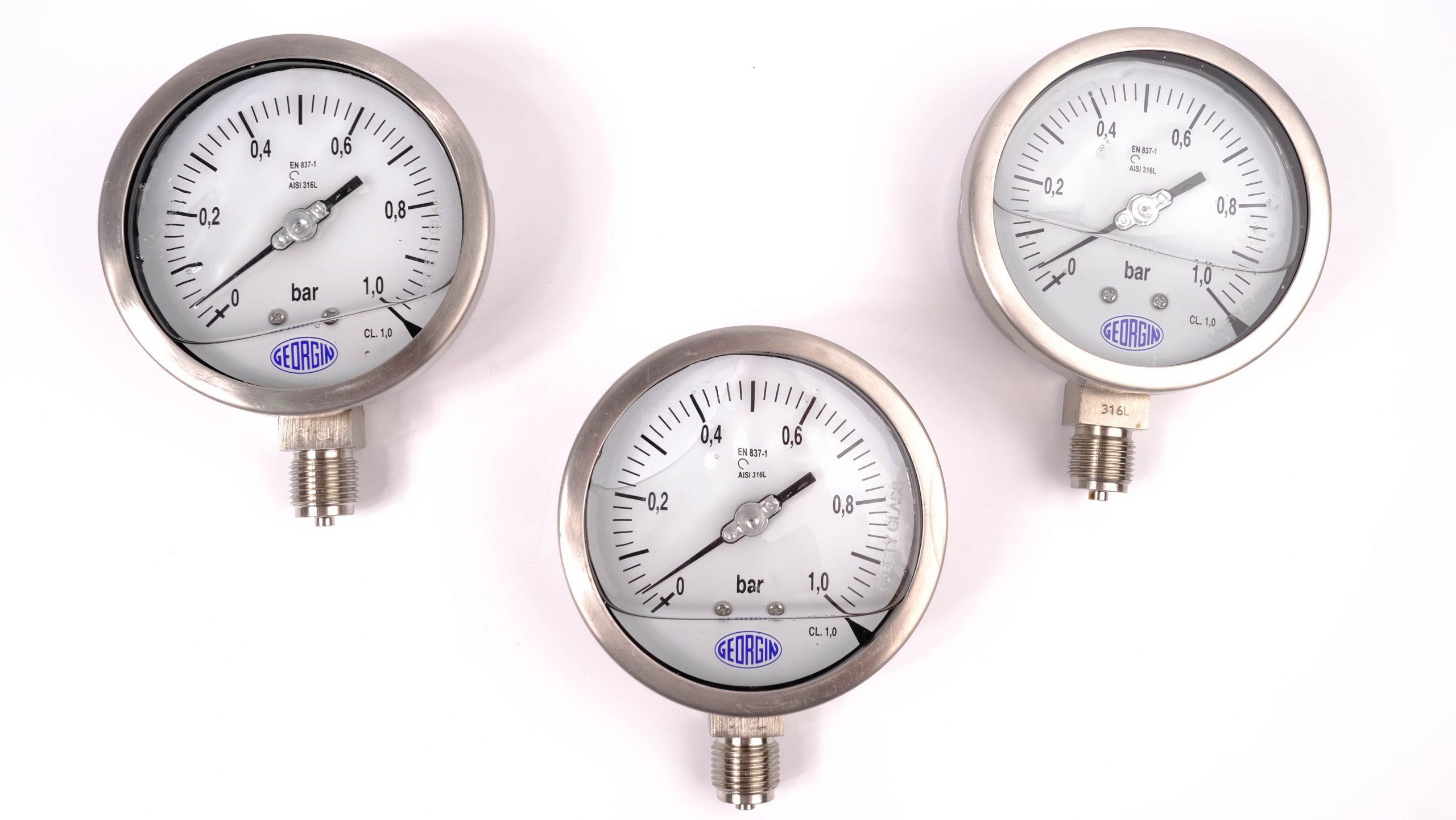 Ưu và nhược điểm của các phương pháp đo áp suất